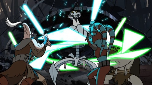Aayla_and_Ki-Adi_vs._Grievous